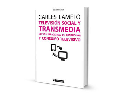 Libro transmedia de Carles Lamelo