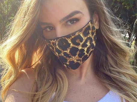 Máscaras: A nova tendência.