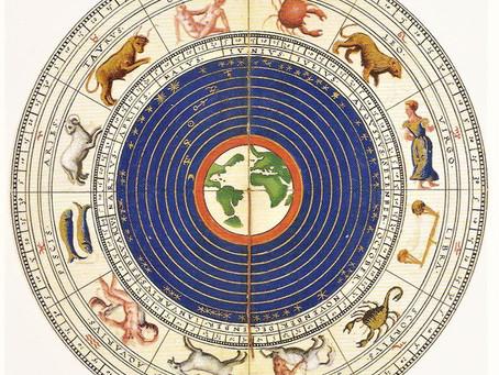 Profissão: Astróloga!