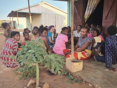 Celebrando o Dia Internacional da Mulher em Madagascar