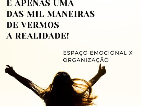 Espaço Emocional X Organização