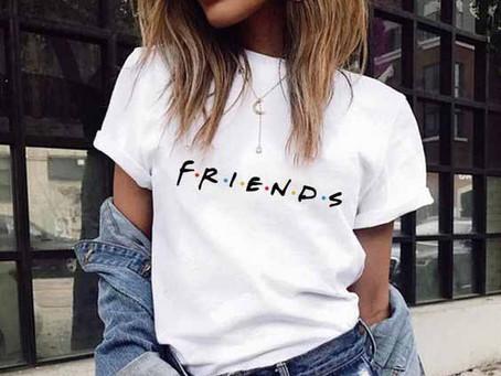 Para onde vou de T-Shirt?