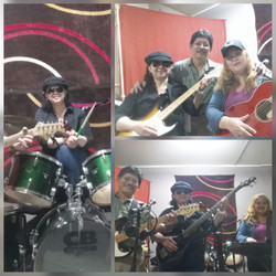 Ghinny and the Khul It Band