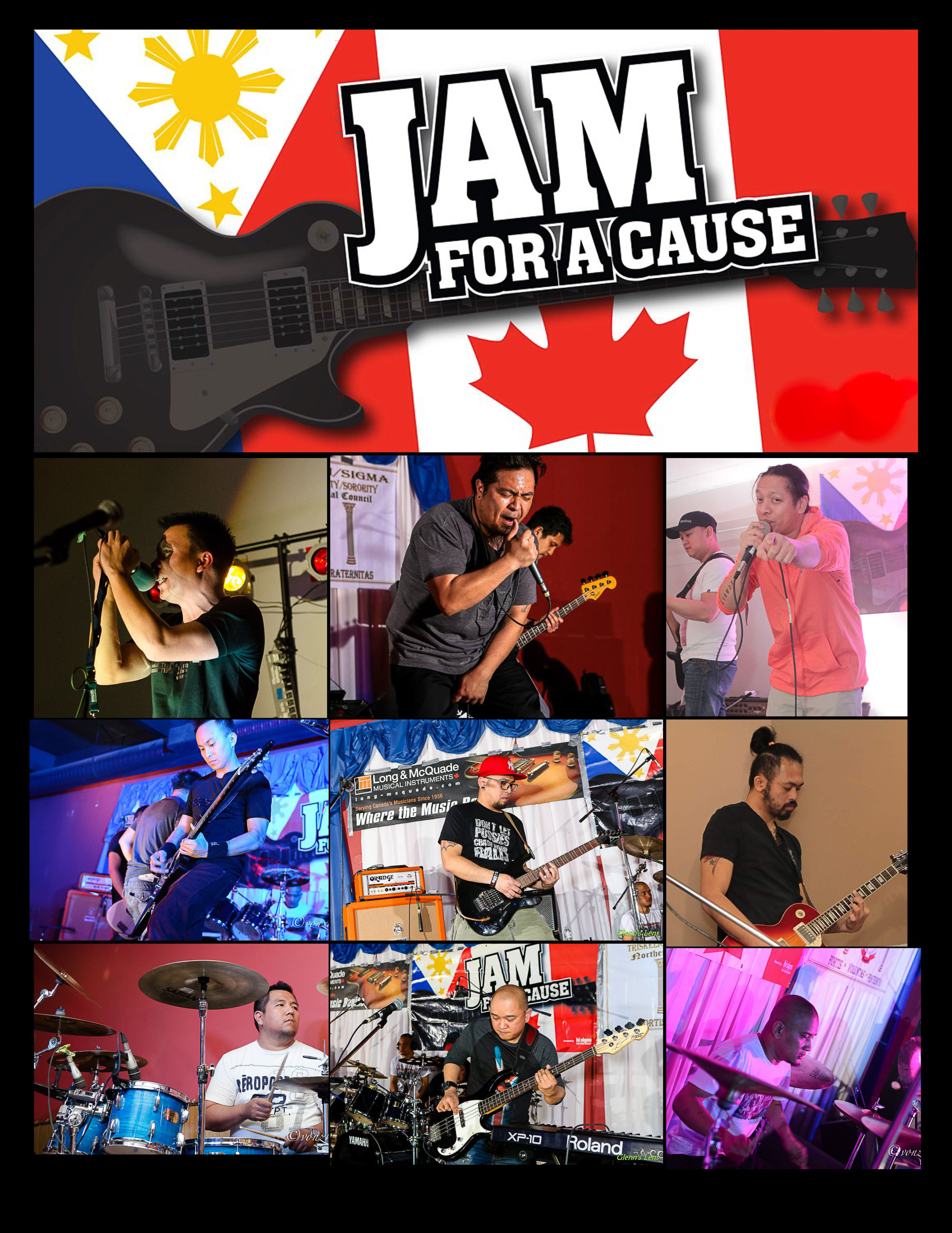 Jam for a Cause Society