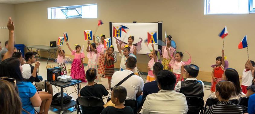 Kabisig Society Filipino Language Program