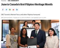 Filipino Heritage Month