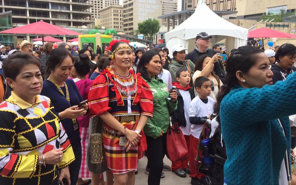 Edmonton Filipino Fiesta