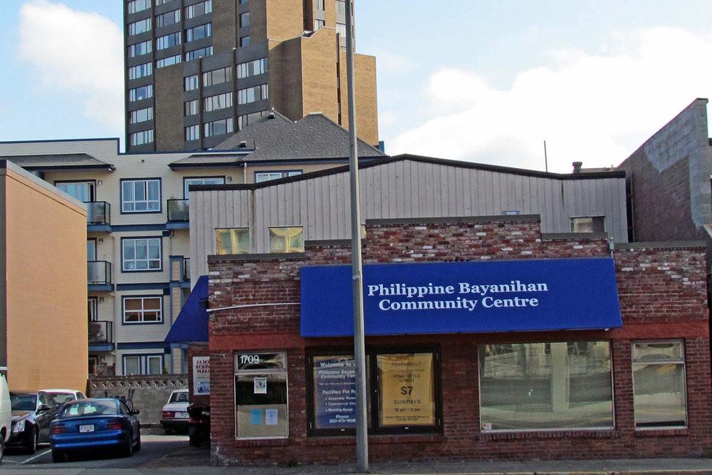 Philippine Bayanihan Centre in Victoria, BC