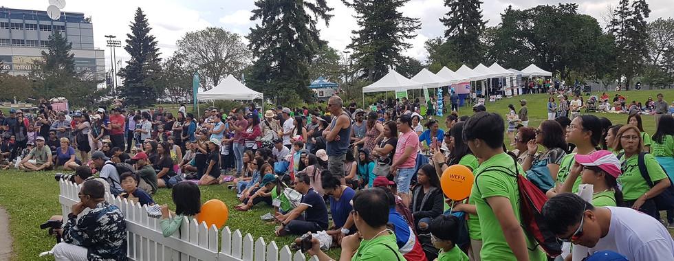 Edmonton Filipino Fiesta 2018