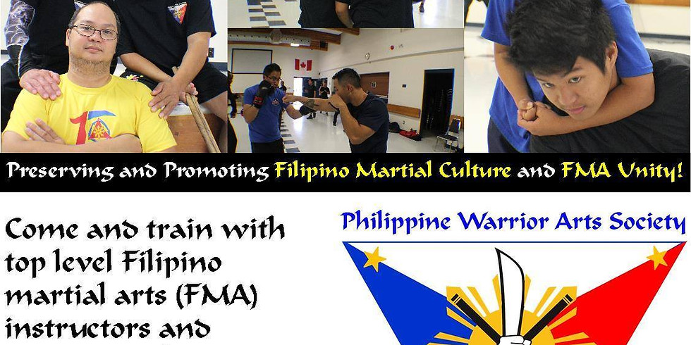 Philippine Warrior Arts Society 6th Gathering