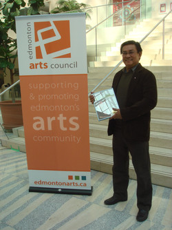 Cultural Diversity in the Arts Award