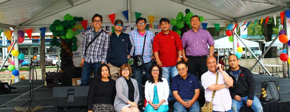 Edmonton Filipino Fiesta Organizers