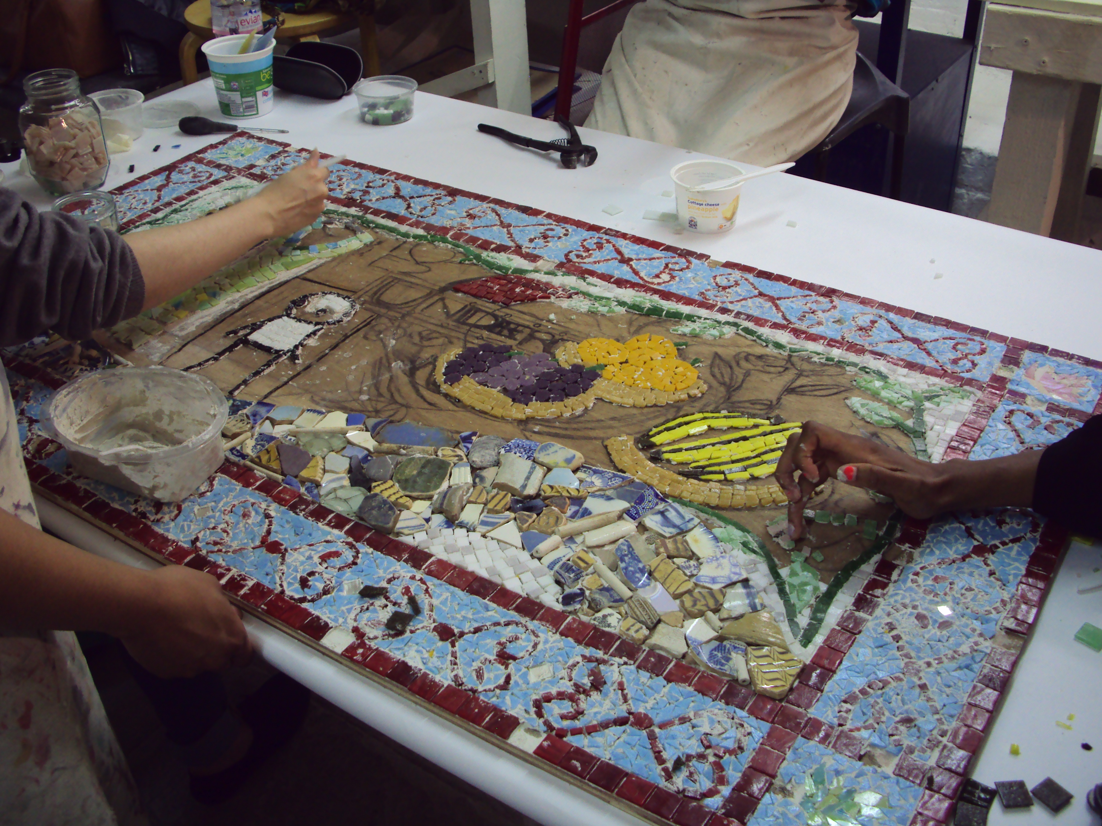 mozaik atolye
