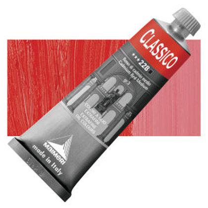 Maimeri Classico 228 Cadmium Red Medium
