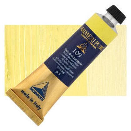 Maimeri Puro 40ml 109 Nickel Titanete Yellow