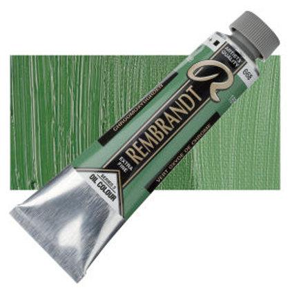 Rembrandt 40ml Chromium Oxide Green