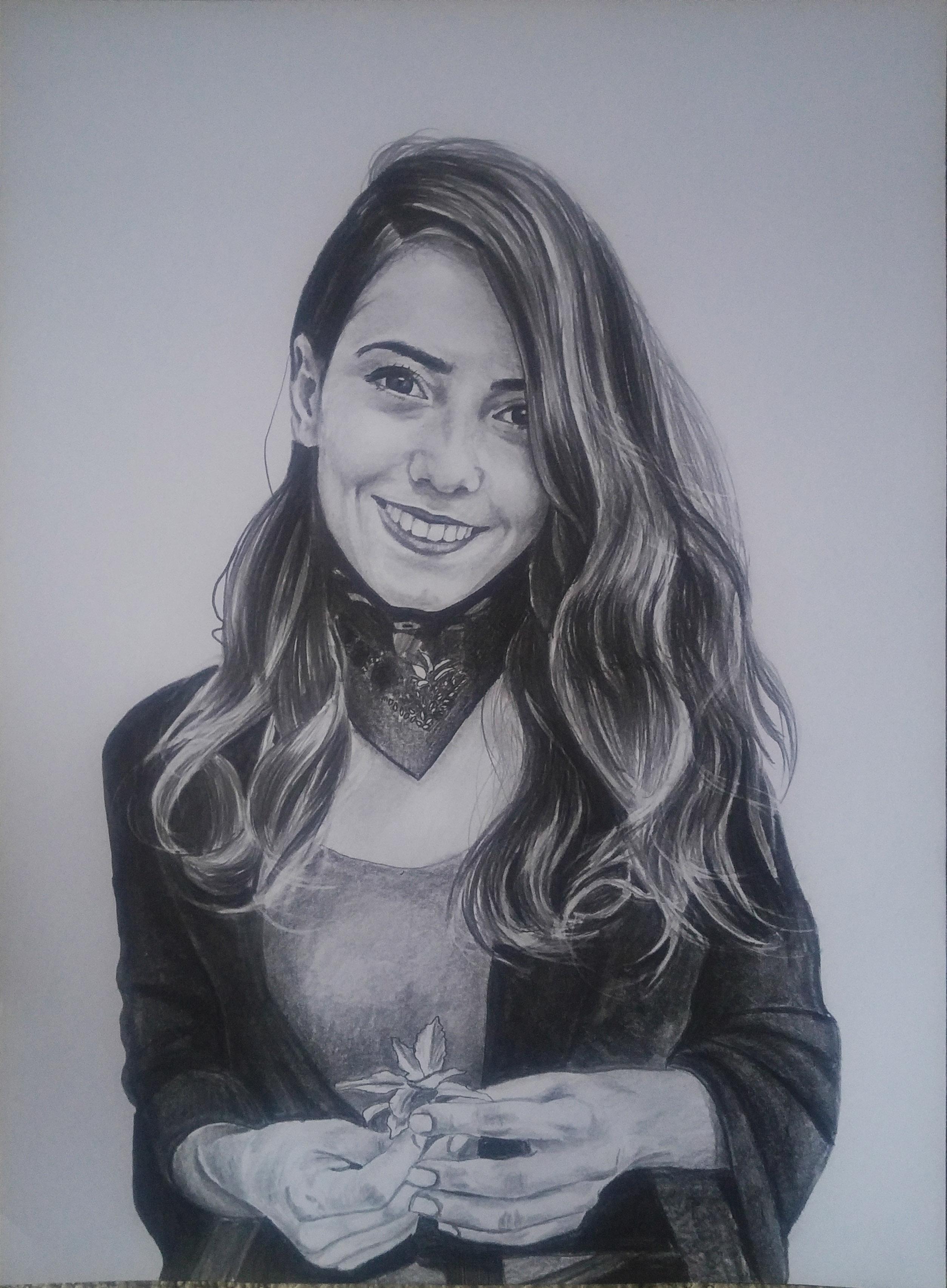 kadın portre