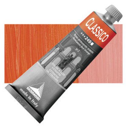 Maimeri Classico 249 Permanent Red Orange