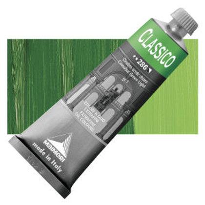 Maimeri Classico 286 Cinnibar Green Light