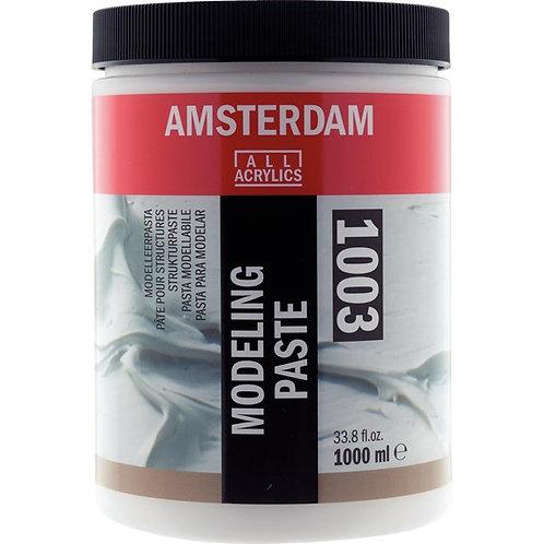 Amsterdam Artist Model Pastası