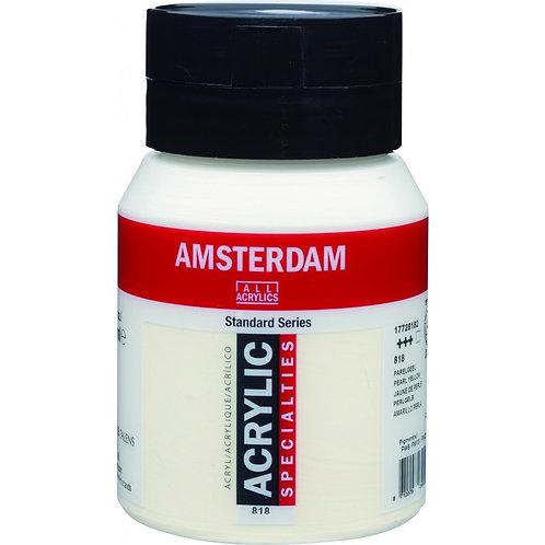 Amsterdam 500 ML Efekli Renkler