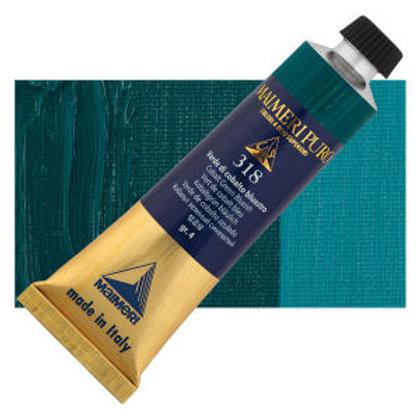 Maimeri Puro 40ml 318 Cobalt Green Bluish