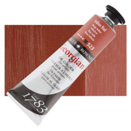 523 Indian Red