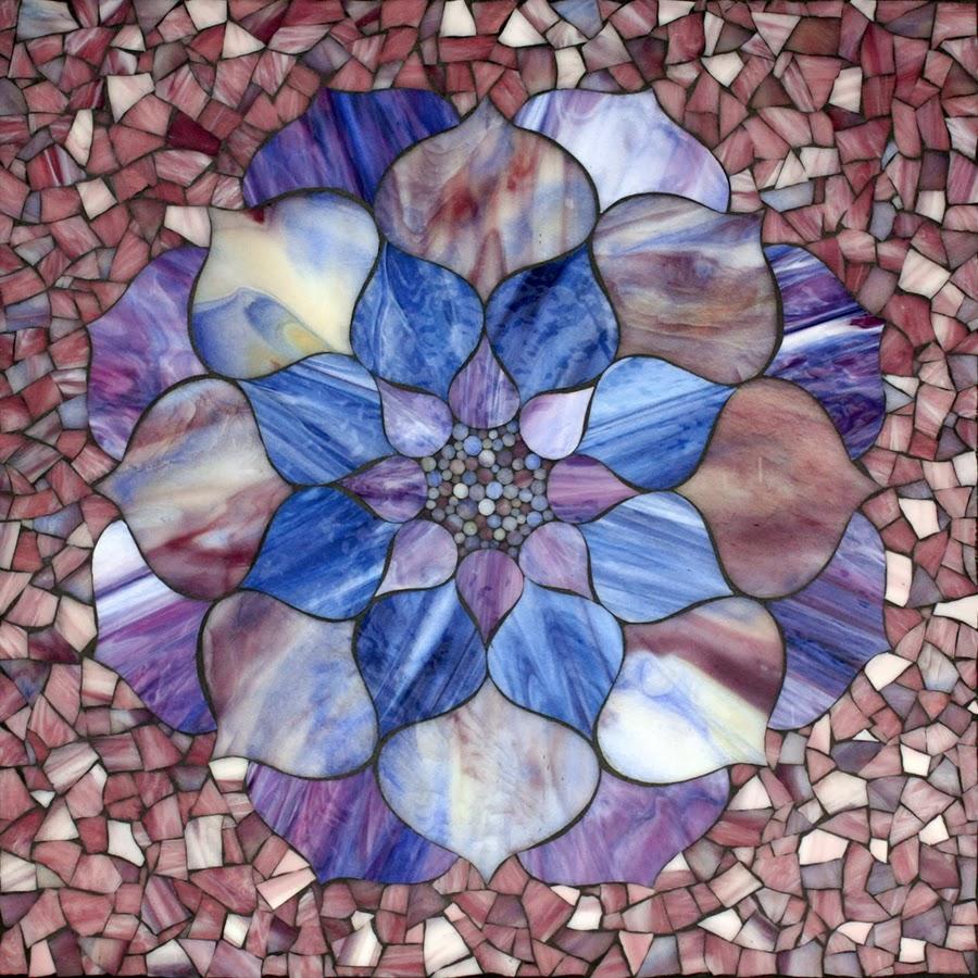 desen mozaik