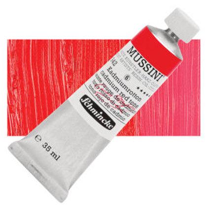 Schmincke Mussini 333 Cadmium Red Tone