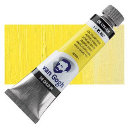 267 Azo Yellow Lemon