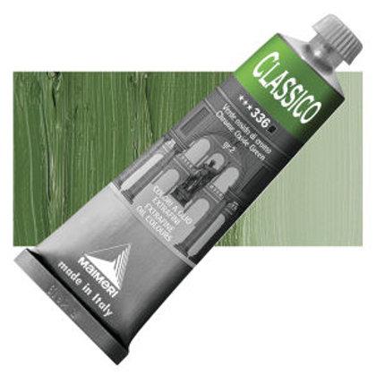 Maimeri Classico 336 Chrome Oxide Green