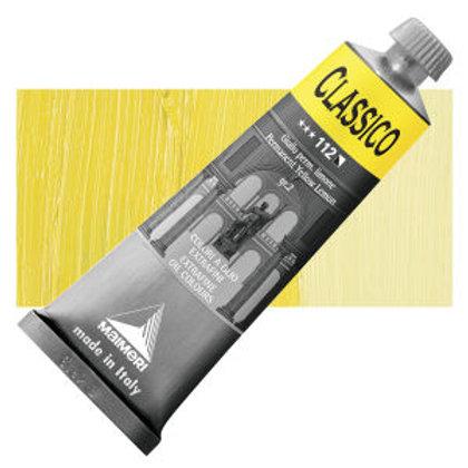 Maimeri Classico 112 Permanent Yellow Lemon