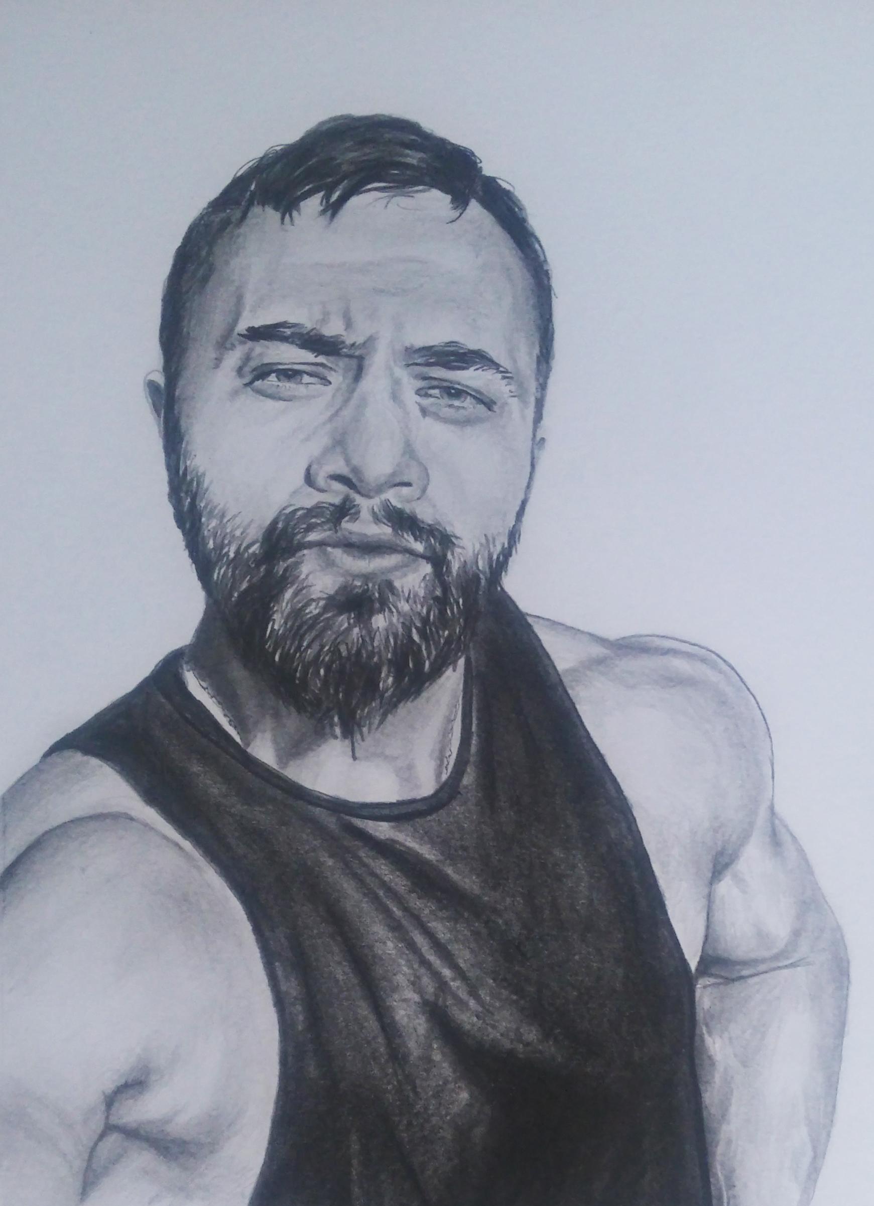 portre çizimi