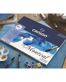 Canson+Montval+Fine+Grain+Watercolour+Pa