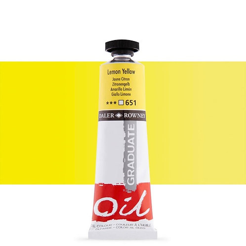 651 Lemon Yellow