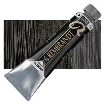 Rembrandt 40ml Oxide Black