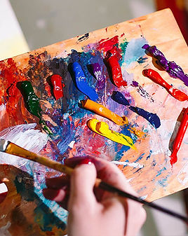 Artist kalitesinde heavy body akrilik boyalar