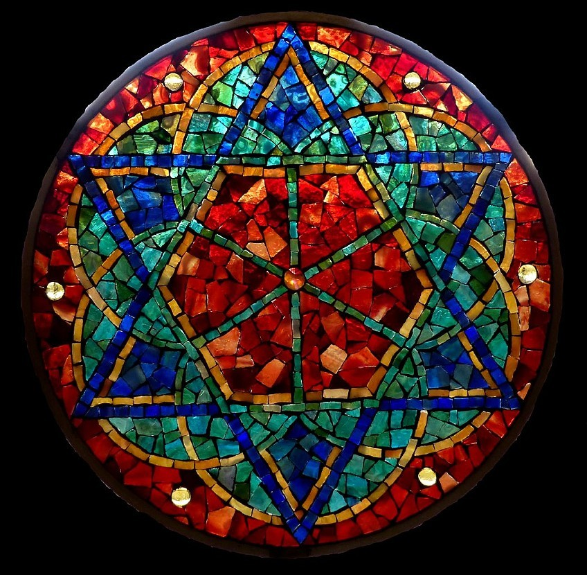 masa mozaikleri