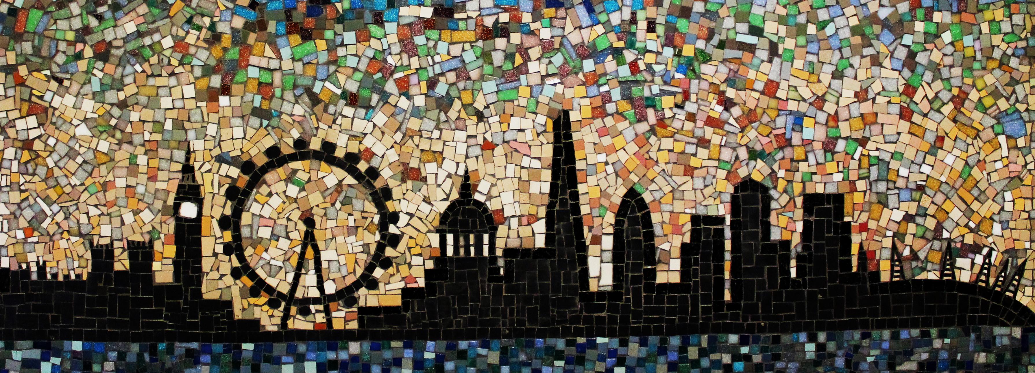 londra mozaik