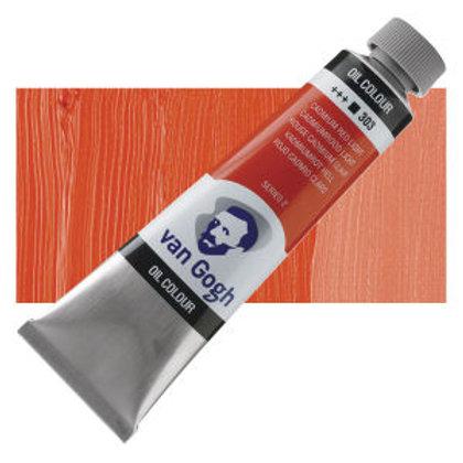 303 Cadmium Red Light