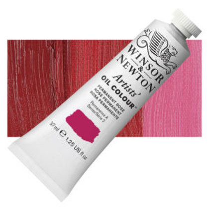Winsor Newton Artist 37ml Permanent Rose