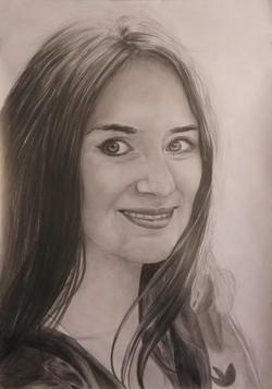 bayan portre