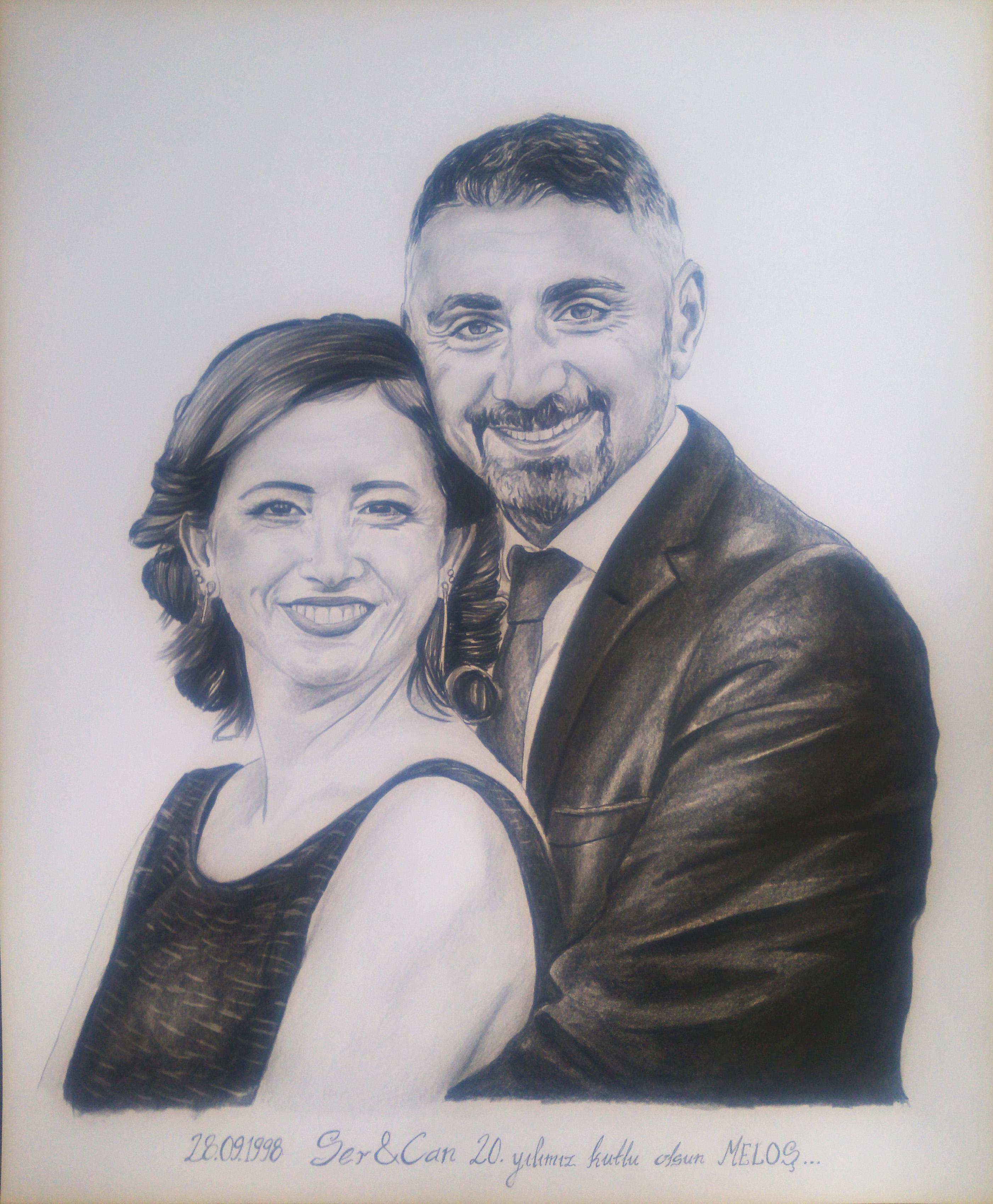karakalem evlilik yıldönümü