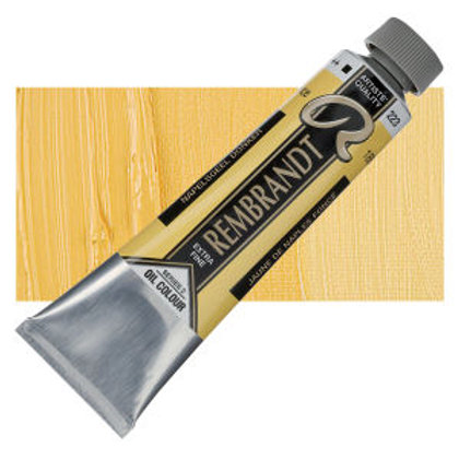 Rembrandt 40ml Naples Yellow Deep