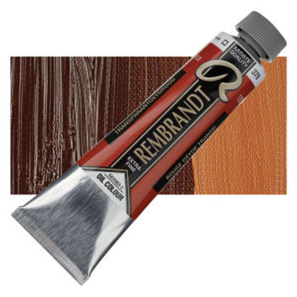 Rembrandt 40ml Transparent Oxide Red