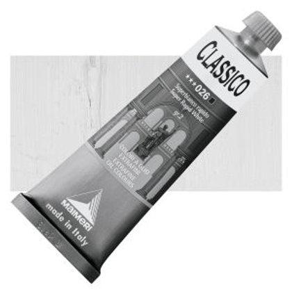 Maimeri Classico 026 Süper Rapid White