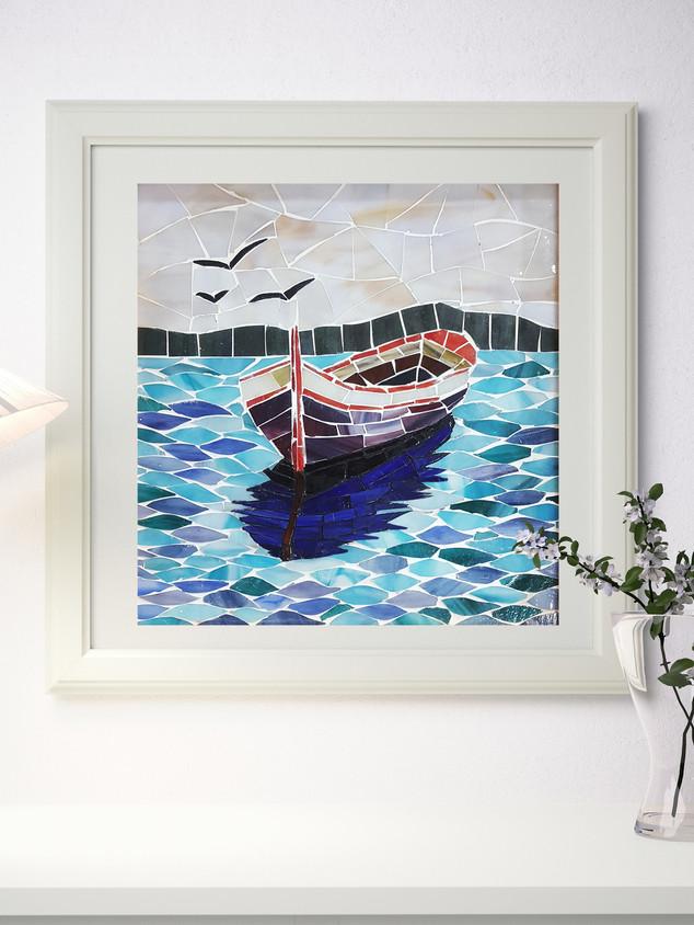 Tekne Mozaik Tablo-225 TL