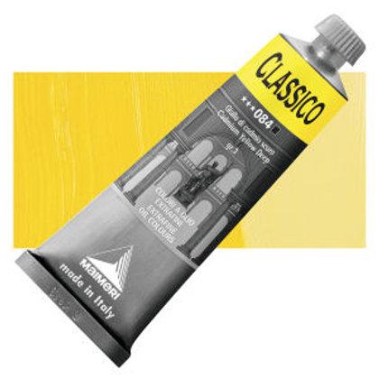 Maimeri Classico 084 Cadmium Yellow Deep