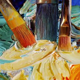 Profesyonel kalite akrilik boya seçenekleri