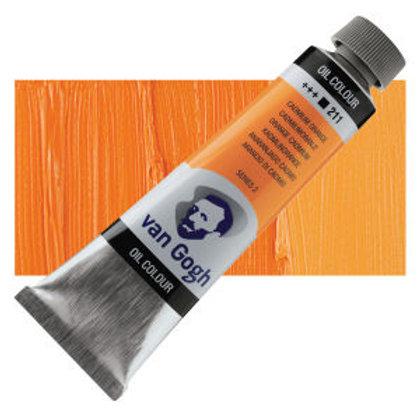 211 Cadmium Orange